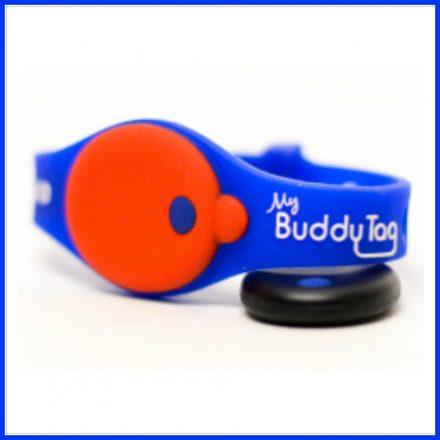 buddy tag blue