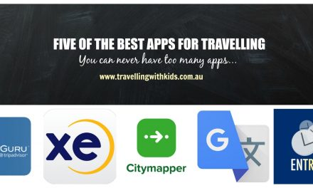 Five of the Best Apps for Travelling