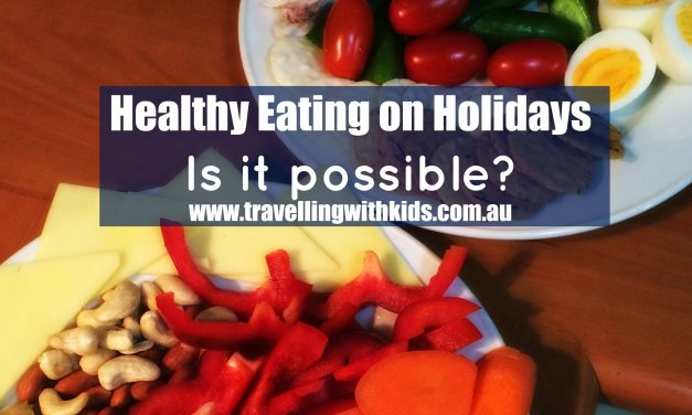 Healthy Eating on Holidays – Is it possible?