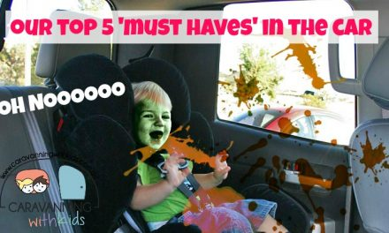 Top 5 Must have items for the car