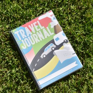 Travel Journal & Books