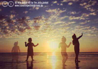 11 - TWK Calendar Entry 80 mile beach by The Jolly Junket