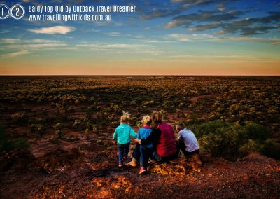 12 TWK Calendar Entry Baldy Top Qld by Outback Travel Dreamer