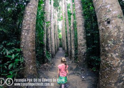 15 - TWK Calendar Entry Paronella Park Qld by Galways go Round