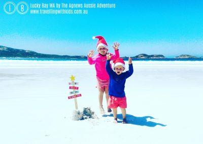18 - TWK Calendar Entry Lucky Bay WA The Agnews Family Adventure