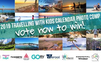 2019 Calendar Competition Voting