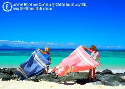 New Caledonia by Kidding Around Australia