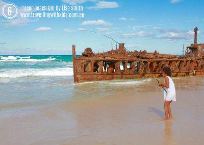 8 - Fraser Beach Qld by Lisa Smith