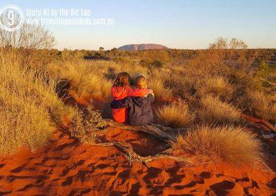 9 - TWK Calendar entry Uluru by The Bic Lap