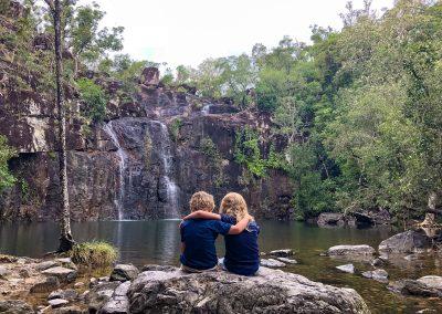 Wander to Wonder Oz - Ceder Creek Falls Qld