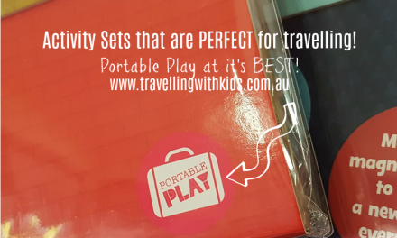 Activity Sets that are PERFECT for Travelling…